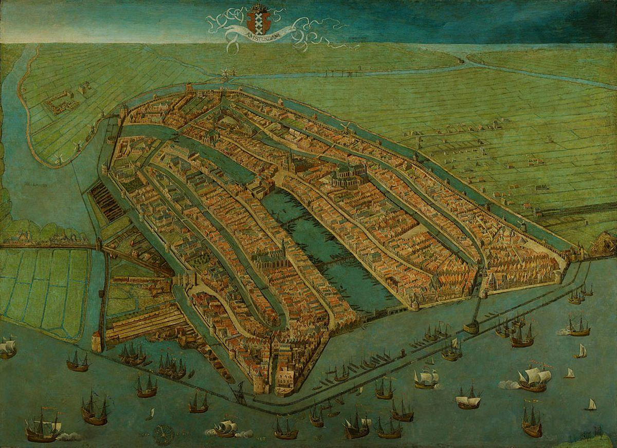 Bild von Amsterdam im Amsterdam Museum