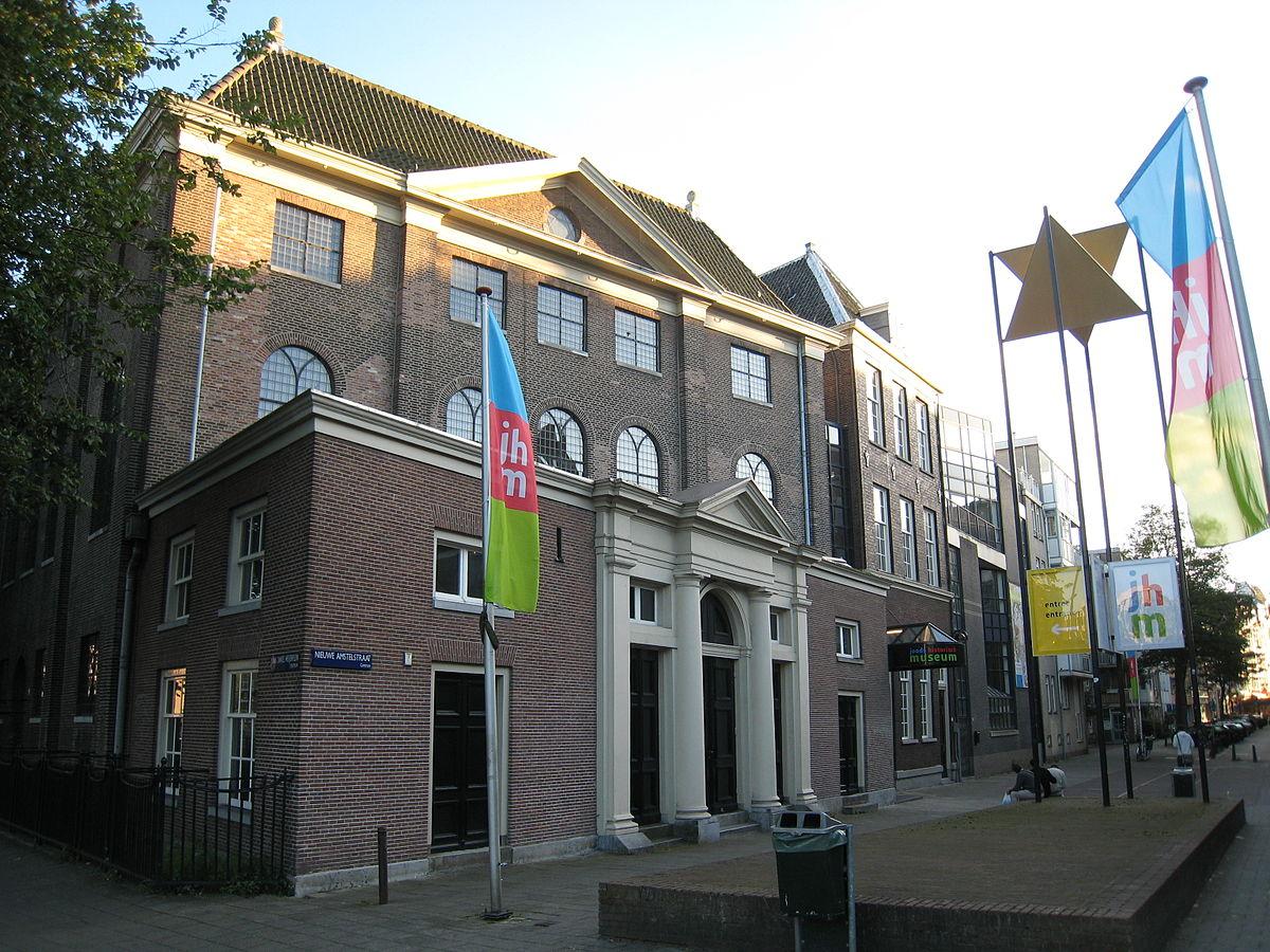 Das Gebäude des Joods Historisch Museum