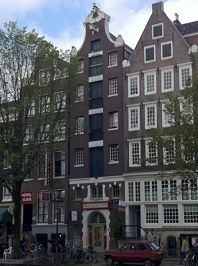 Das Gebäude des Museum Ons' Lieve Heer op Solder